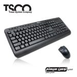 کی برد و موس آکبند تسکو Tsco TKM 8052 Keyboard+Mouse
