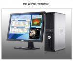 مینی کیس کامپیوتر دست دوم استوک اروپا DELL OPTIPLEX 780 Core 2 DU E7500