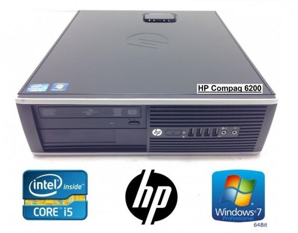 کیس دست دوم استوک اروپا HP 6200 CORE i5 2400