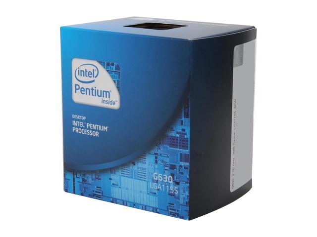 سی پی یو دست دوم Intel® Pentium G630 socket 1155