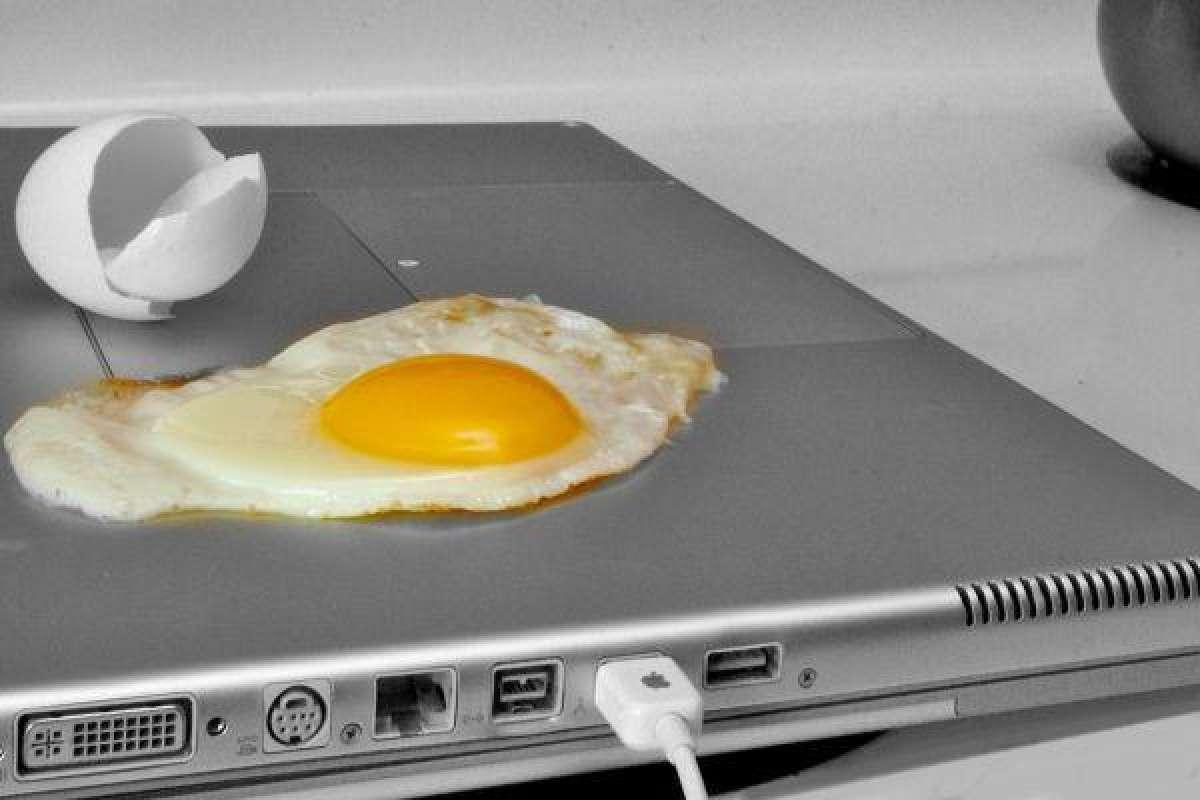 سیستم خنک کننده لپ تاپ