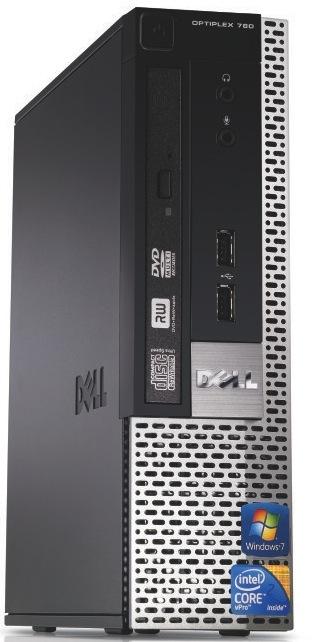 کیس استوک دل مدل 780 Dell OptiPlex 780 Ultra Small