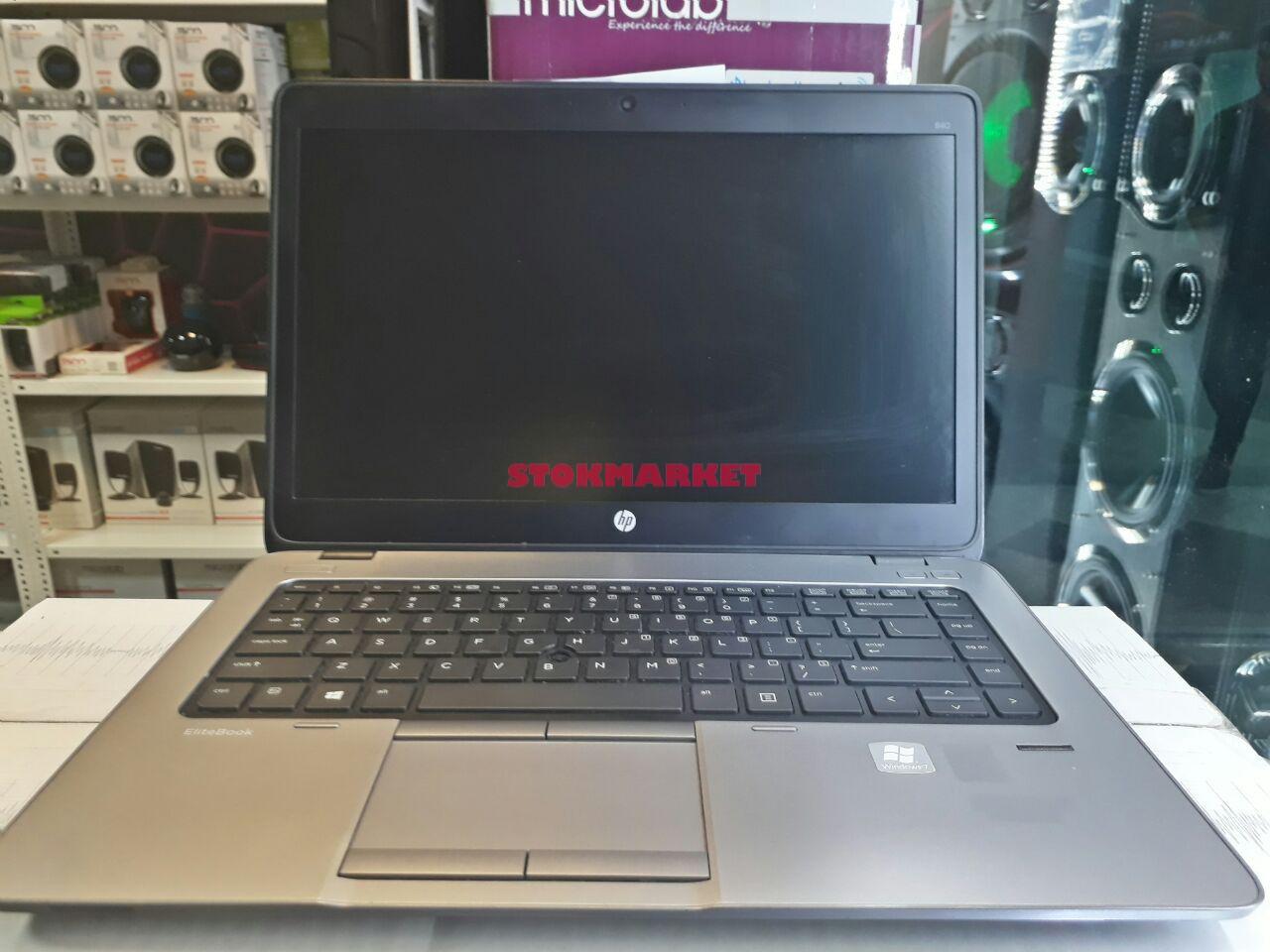 لپ تاپ استوک دست دوم مدل hp 840 |cori5 -ram 4gb- h.d.d 320