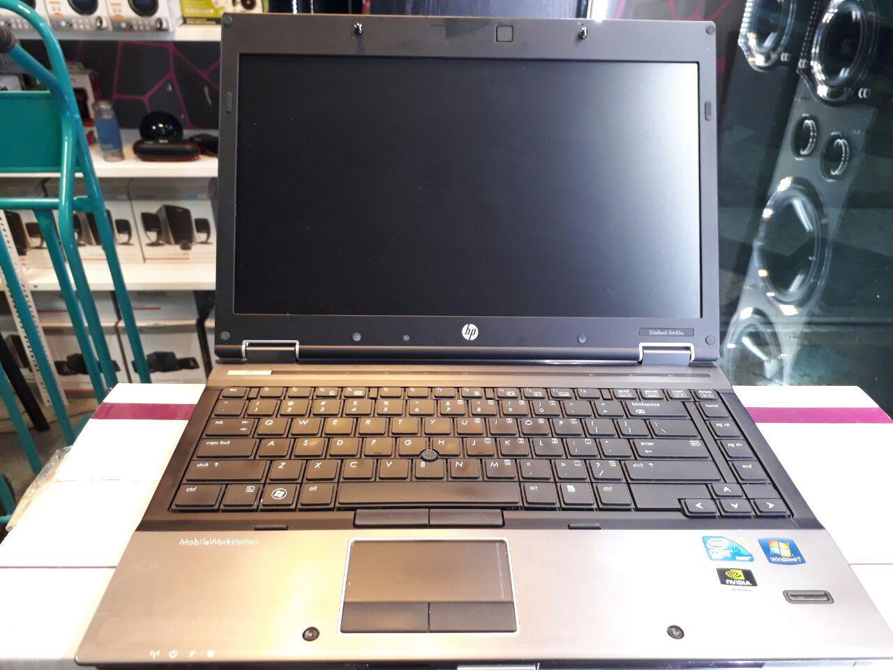 لپ تاپ استوک اچ پی hp 8440w