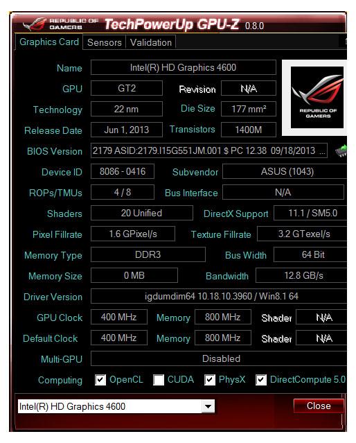 لپ تاپ دست دوم ایسوس Asus g551j