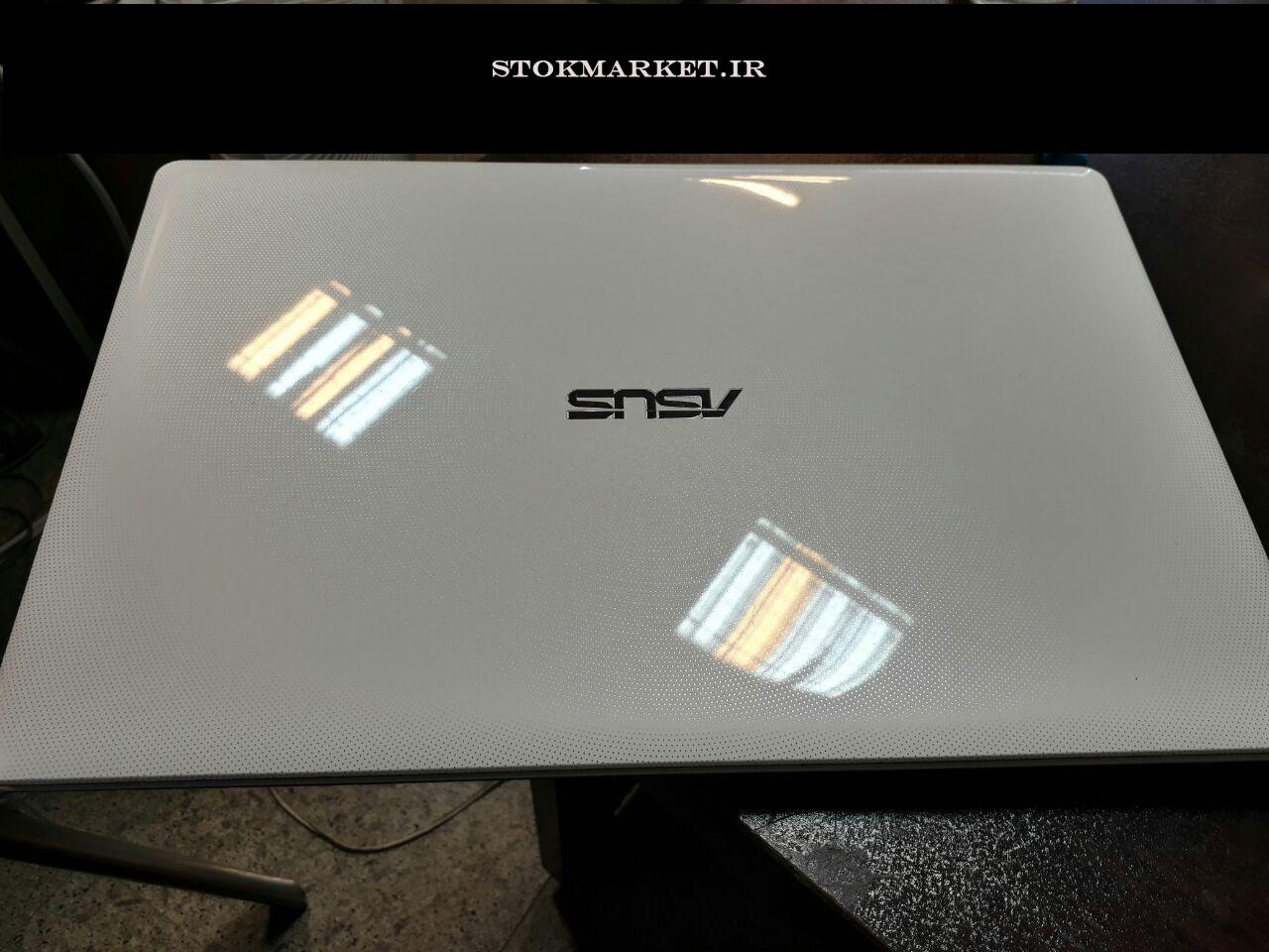 لپ تاپ دست دوم ایسوس مدل asus a550c