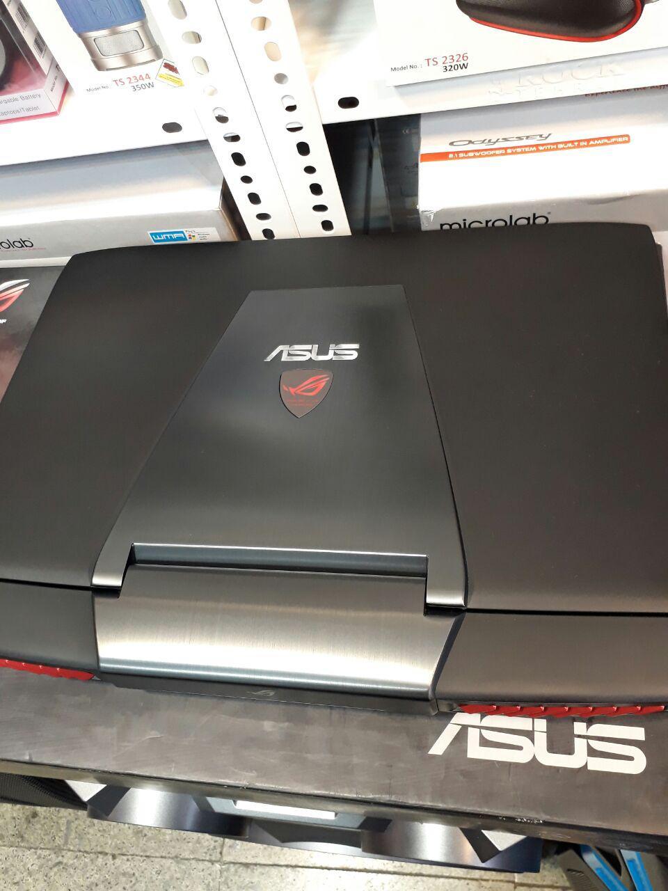 لپ تاپ دست دوم ایسوس مدل g751j