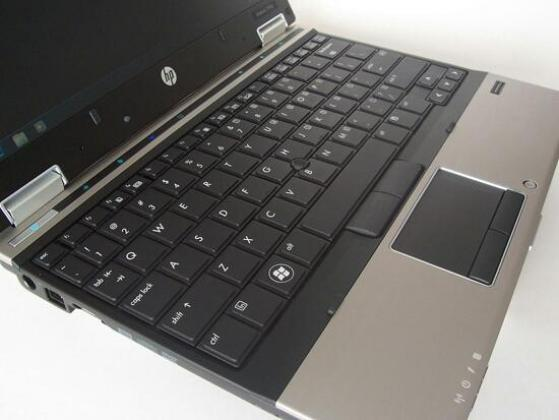 لپ تاپ استوک اچ پی مدل 2540