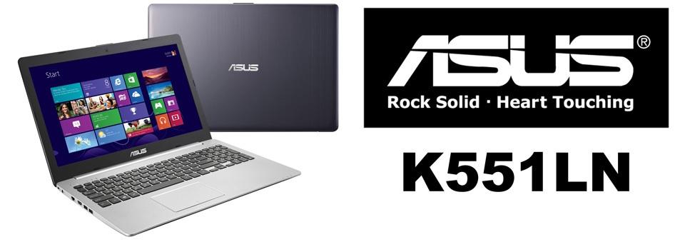 لپ تاپ ایسوس K551LN