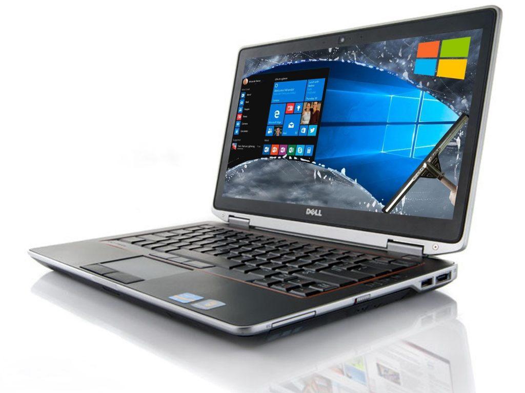 لپ تاپ استوک Dell Latitude E6520 پردازنده Core i7