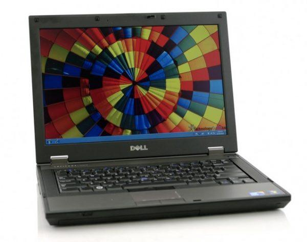 لپ تاپ دست دوم دل مدل e5410