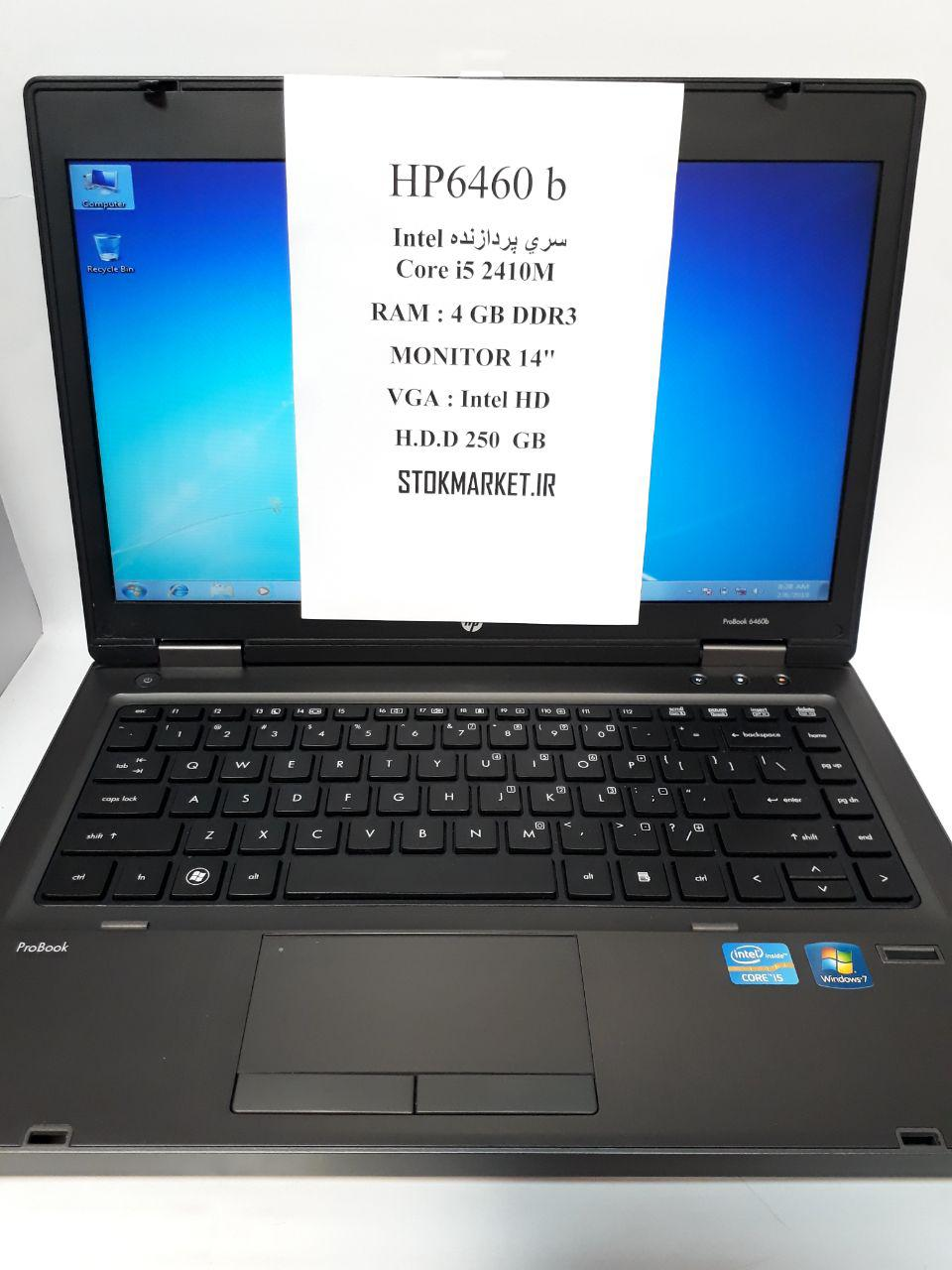 لپ تاپ استوک HP Probook 6460B