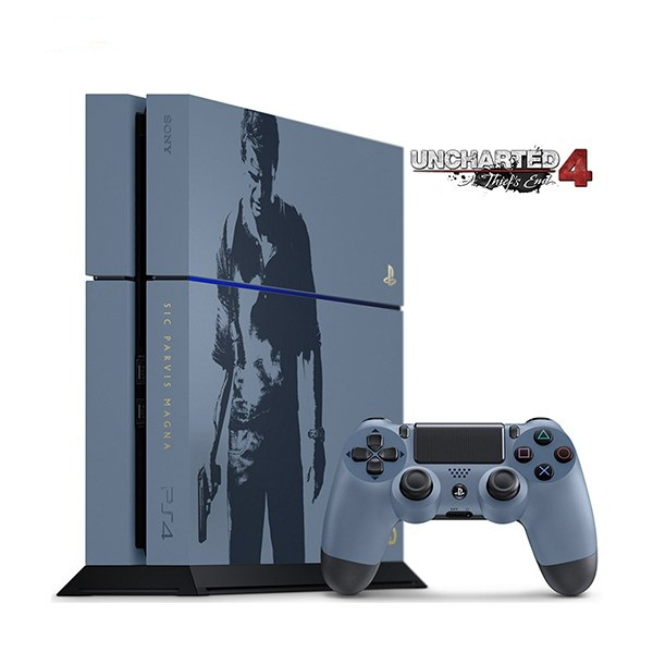 نسخه محدود کنسول بازی سونی مدل Playstation 4 کد CUH-1216B ریجن 2 - 1 ترابایت