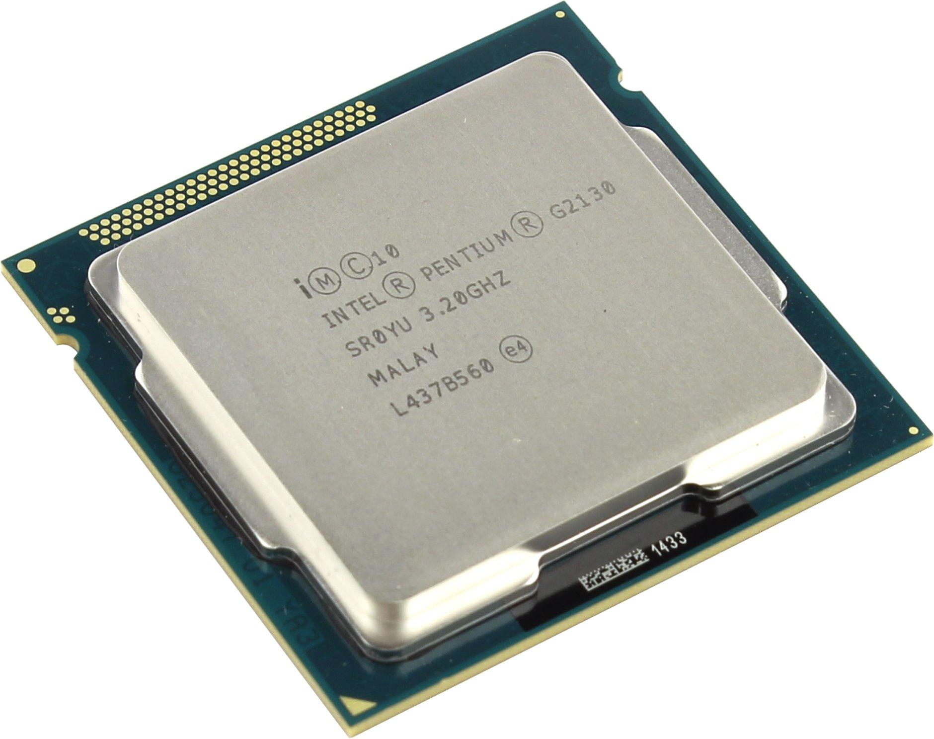 سی پی یو دست دوم Intel® Pentium G2130 socket 1155