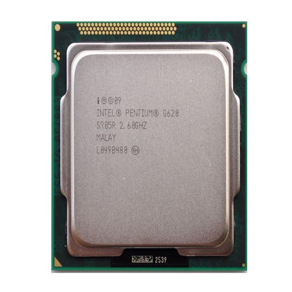 سی پی یو دست دوم Intel® Pentium G620 socket 1155