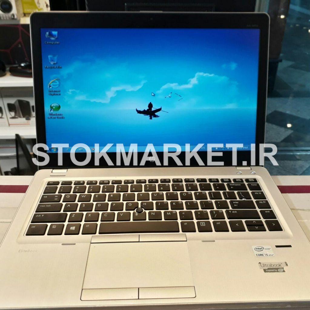 لپ تاپ دست دوم استوک مدل Hp folio 9470m