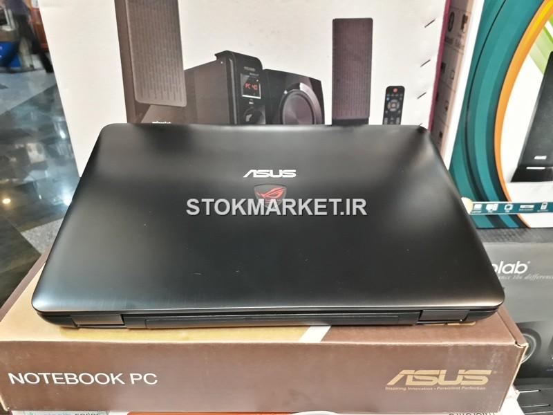 لپ تاپ دست دوم ایسوس مدل G551vw