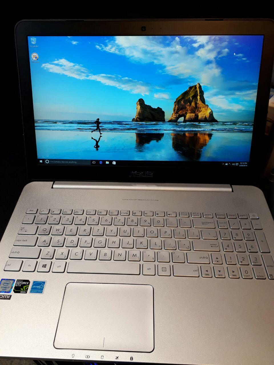 لپ تاپ دست دوم ایسوس مدل n552vx