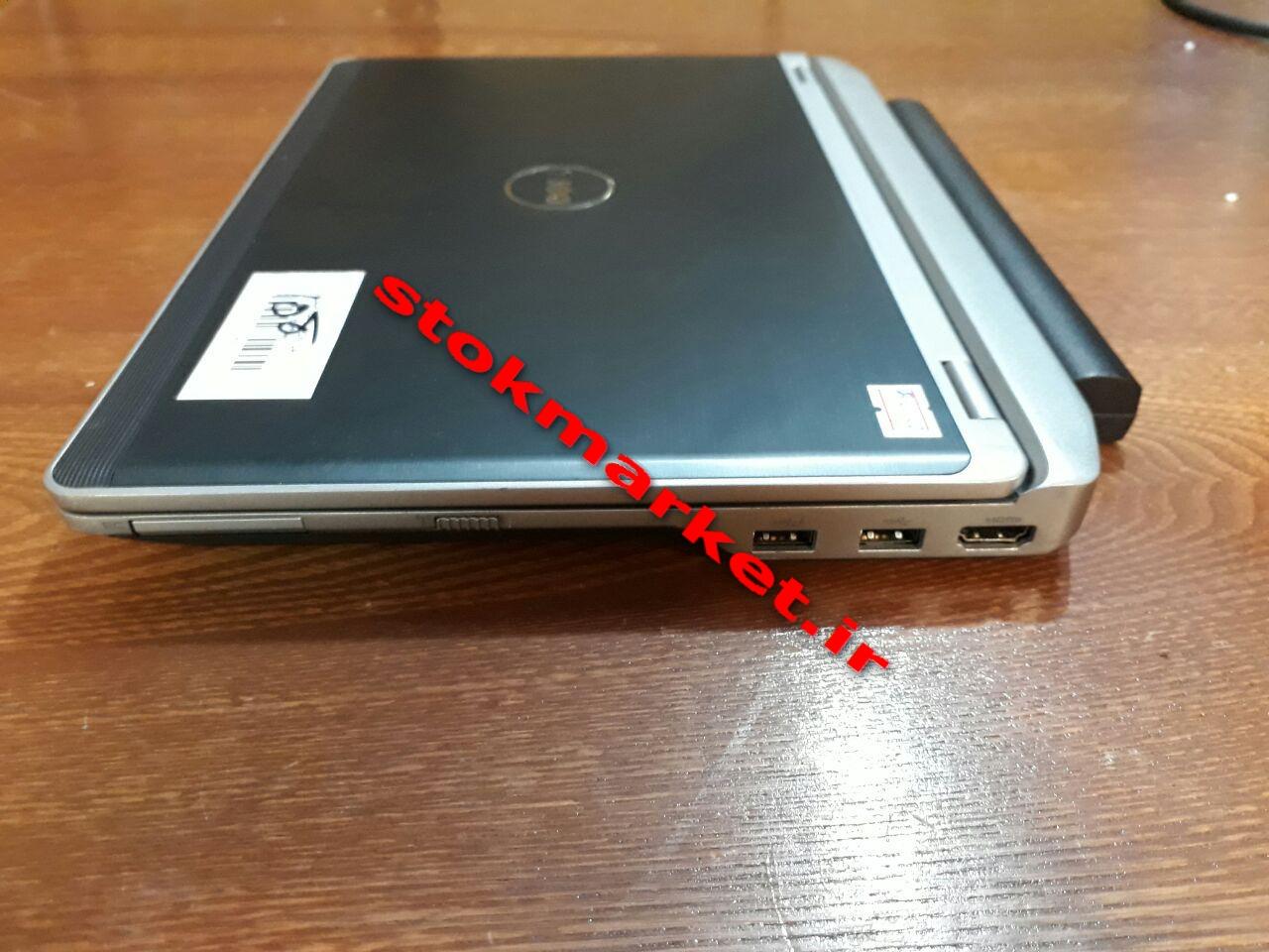 لپ تاپ دست دوم دل مدل dell 6230