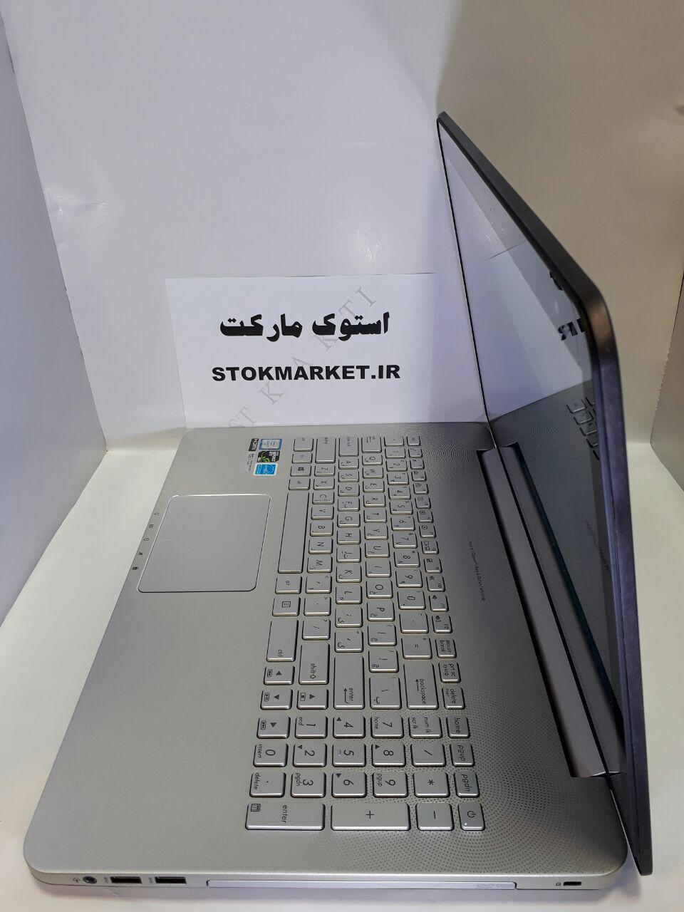 لپ تاپ دست دوم ایسوس