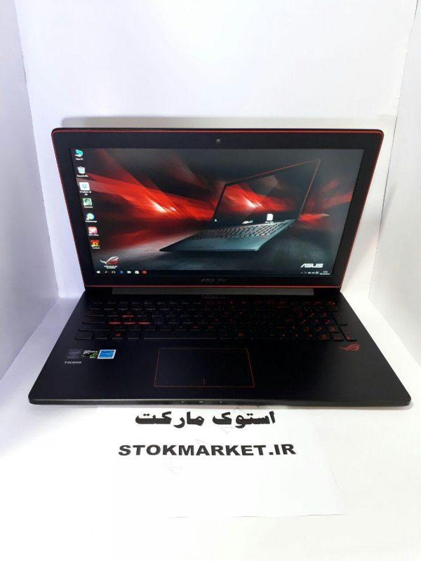 لپ تاپ دست دوم ایسوس مدل G501JW