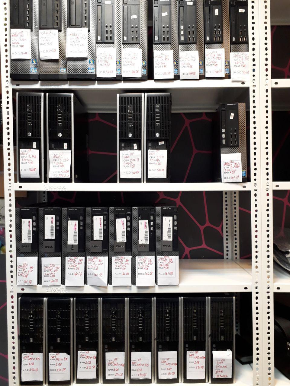 کیس استوک اچ پی مدل HP COMPAQ ELITE 8300