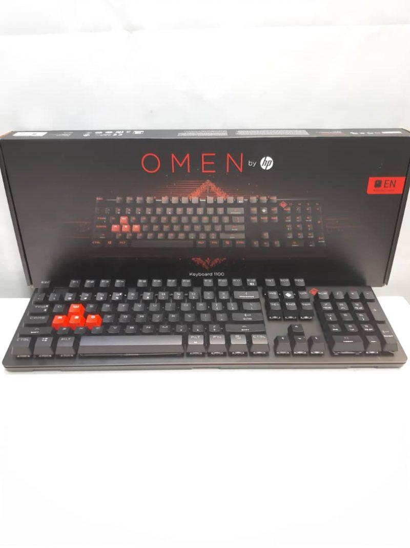 کیبورد اچ پی مدل HP OMEN 1100